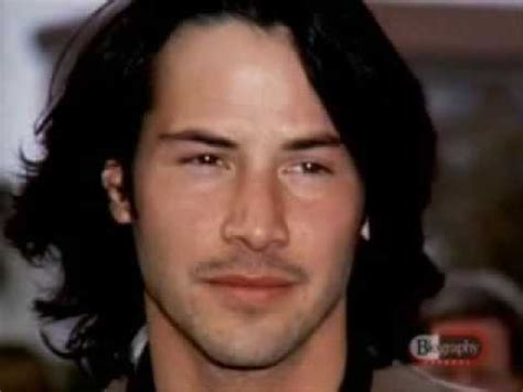 biography keanu reeves river phoenix and keanu reeves on biography channel youtube