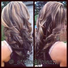 chromasilk over brown hair 1000 ideas about dimensional highlights on pinterest