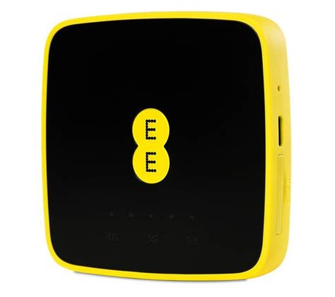 ee mobile wifi ee 4gee mini pay monthly mobile wifi deals pc world