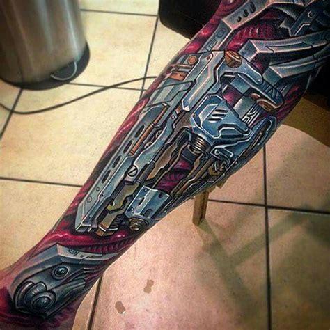 halo tattoo designs by tattoos by halo bio mechanical