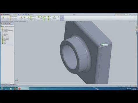 solidworks tutorial lesson 1 solidworks 2013 tutorial creating revolved features doovi