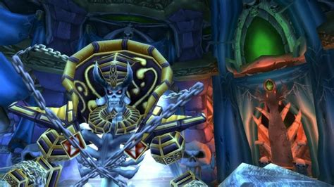 Patchwork Wow - world of warcraft patch 1 11 shadow of the necropolis