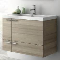 31 inch vanity cabinet with fitted sink contemporary