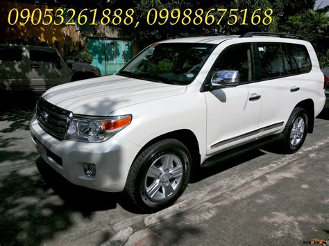 land cruiser 2015 toyota land cruiser 2015 car for sale metro manila