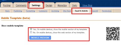blogger templates for mobile phones make your blogger blog fully interactive for mobile users