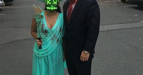 purge election year lady liberty trump halloween