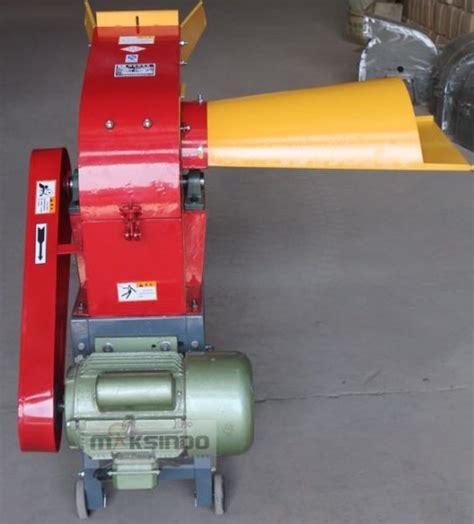 Mesin Pencacah Rumput Di Bandung jual mesin kombinasi chopper dan penepung biji hmcp20 di