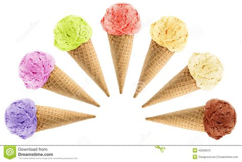 Brown By Dreamcone Soflens cones stock photo image 42006972