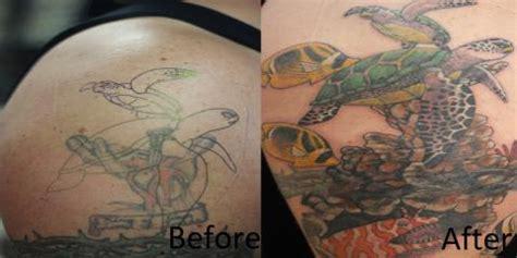 glow in the dark tattoos birmingham fix the worst tattoos of your life at big island tattoo