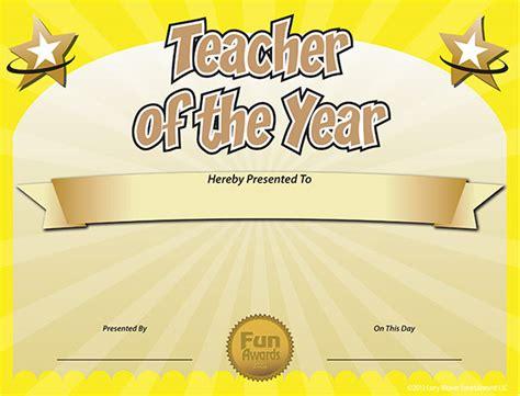 Teacher Appreciation Day   Funny Award Ideas