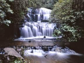 la cascade de purakanui geo fr