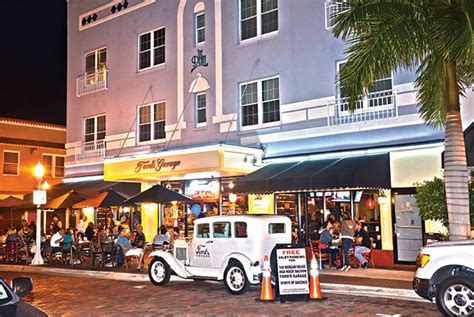 Ford Garage Restaurant by Yesterday Today Florida S Historic Dining Florida