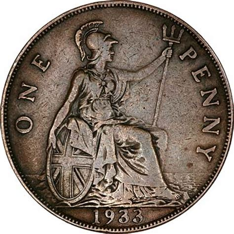 1933 pennies are extremely rare