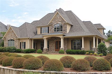 traditional house designs traditional style house plan 5 beds 4 5 baths 3187 sq ft plan 437 56