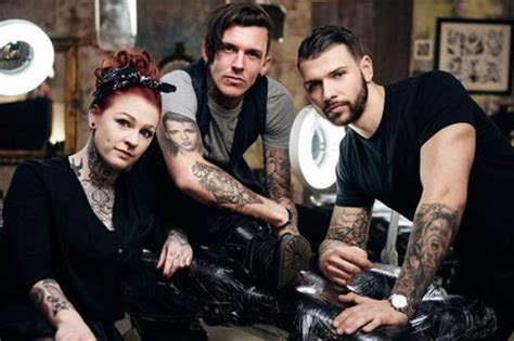 tattoo fixers daniel head tattoo fixers sketch has reposted a message from fellow