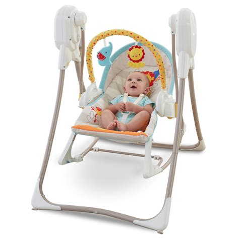 fisher price infant swing fisher price 3 in 1 baby infant swing n rocker chair