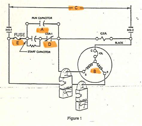 split ac compressor wiring diagram efcaviation