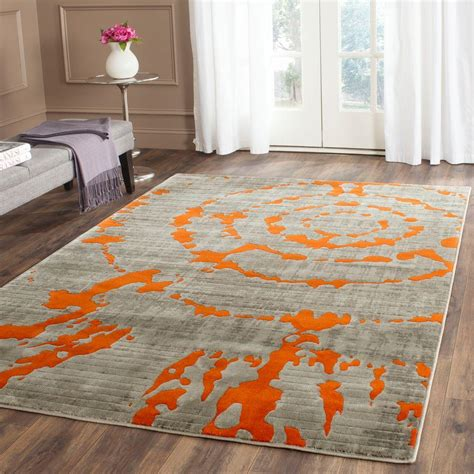 porcello rug safavieh porcello grey yellow 6 ft x 9 ft area rug prl7726c 6 the home depot