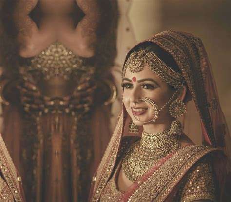 Marriage Bridal Pics by Indian Bridal Jewellery A Must For Indian Weddings