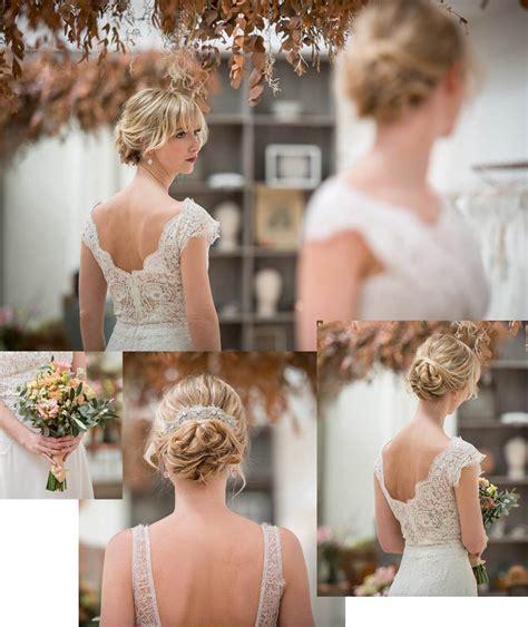 Hochzeit Frisuren Zum Selber Machen by Brautfrisur Selber Machen Na Klar Beautystories