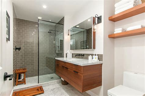 Barn Style Door Track System Loft Style Condo In Banker S Hill Receives A Facelift