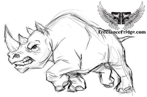 doodle freelance image gallery rhino