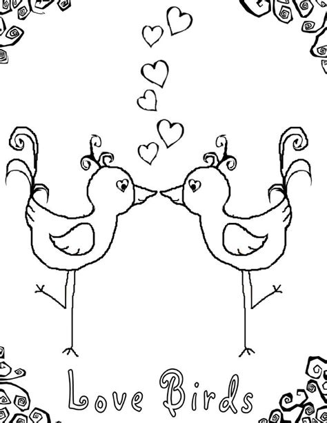 coloring pages of love quotes best coloring page dog birds love coloring pages and sheets