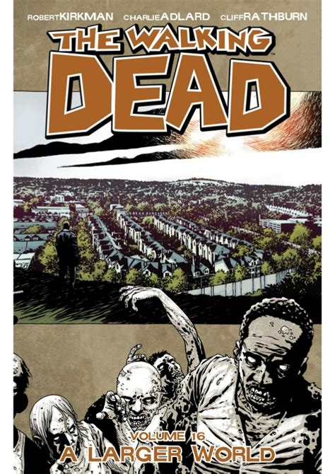 the walking dead volume the walking dead vol 16