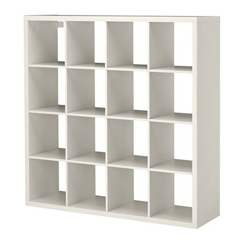 Ikea Storage Unit With Baskets Kallax Shelving Unit White Ikea