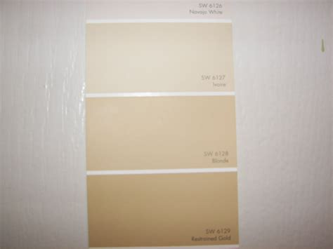 Sherwin Williams Sand Dollar ellenellisdesigns multiple blondes