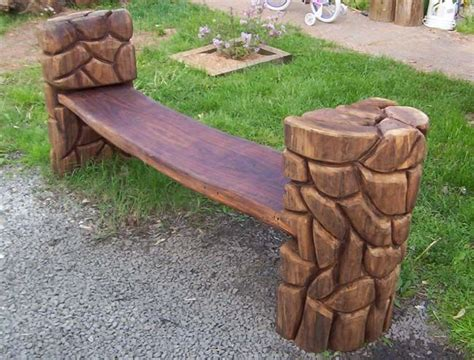 chainsaw bench logs 17 best ideas about chainsaw carvings on pinterest wood