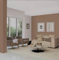 salon peinture et taupe canape couleur