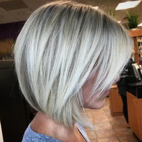neckline hairstyles with highlights lowlights trendy hairstyle bob hairstyles are not generally layered