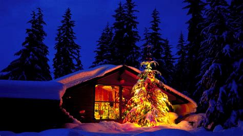 wallpaper christmas night 1920x1080 christmas night desktop pc and mac wallpaper