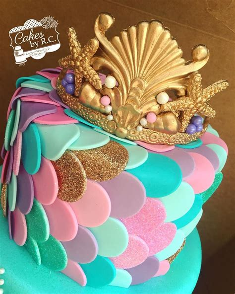 story of a girl themes mermaid cake mermaid party pinterest mermaid cakes