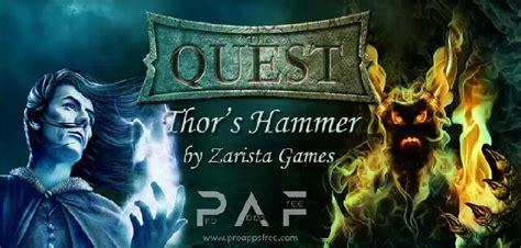 download game thor apk data mod the quest thor s hammer v3 0 apk data full apk mod