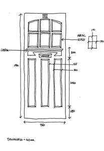 Exterior Door Height Salvoweb Gt Wanted Page 2
