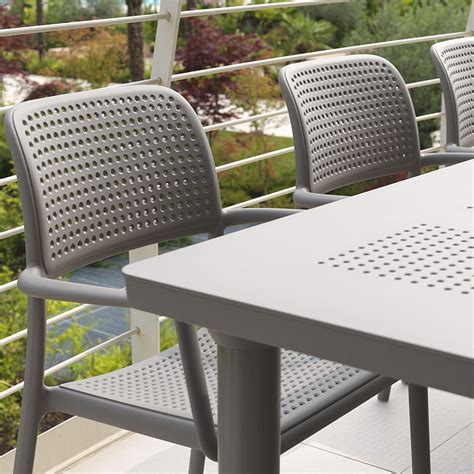 set tavoli e sedie da giardino set giardino tavolo allungabile e 8 sedie libeccio e