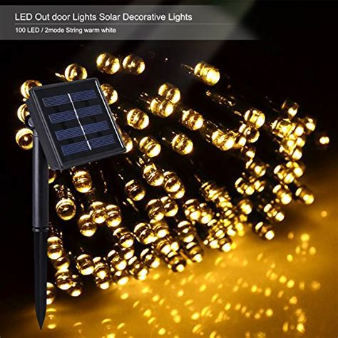 solar power string lights outdoor shop for outdoor solar power decorative string lights