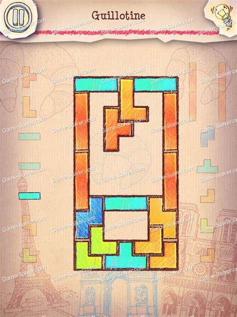 doodle 2 walkthrough doodle fit 2 guillotine solution solver
