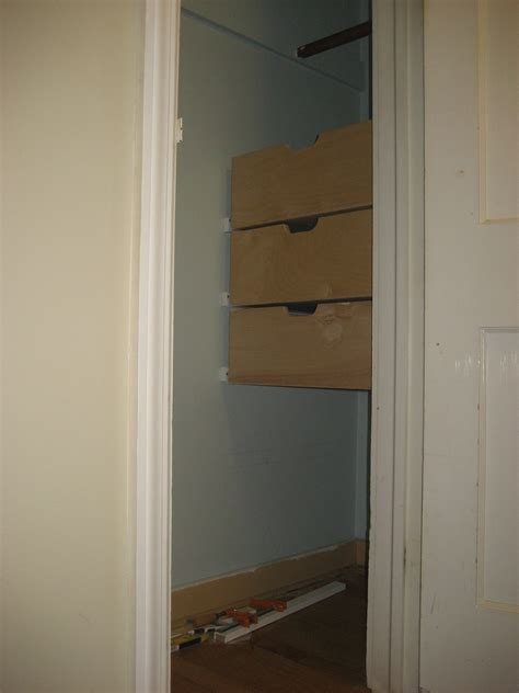 entryway closet white entryway closet drawers done diy projects