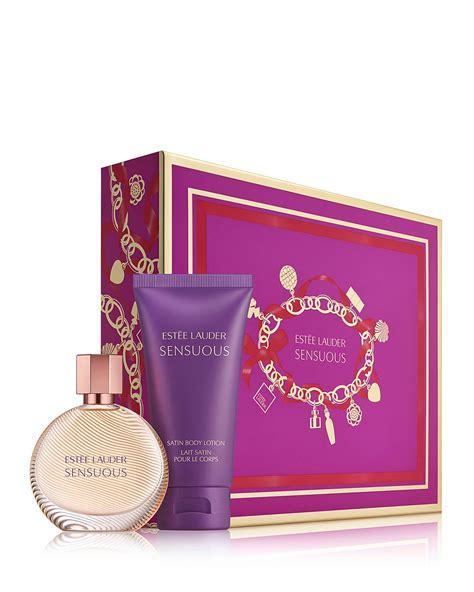 estee lauder sensuous gift set est 232 e lauder sensuous sensual duo gift set bloomingdale s