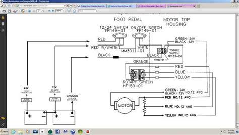 brute trolling motor wiring diagram 24 volt system wiring