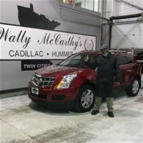 wally mccarthy cadillac roseville mn wally mccarthy s cadillac hummer car dealers 2325 n