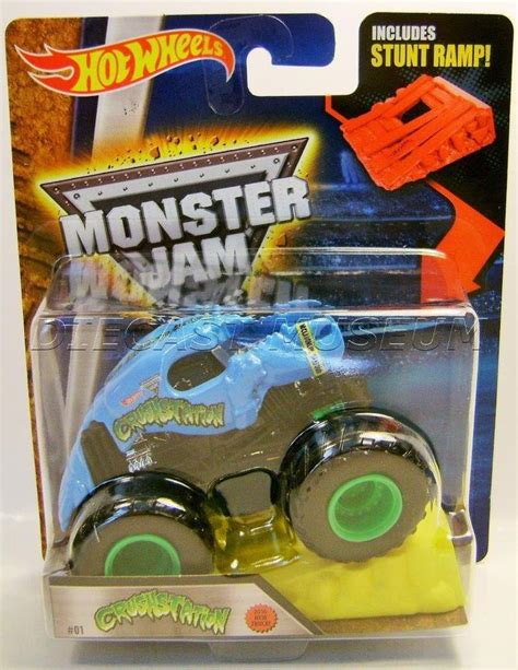 list of all jam trucks crushstation blue lobster w r jam truck