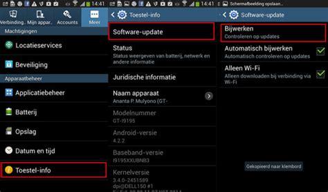 software updater for android 10 android tips tricks om je telefoon slimmer te gebruiken
