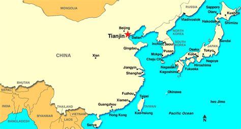 tianjin china map beijing tianjin china discount cruises last minute cruises notice cruises