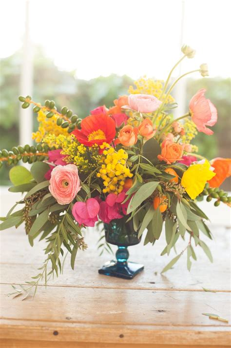 25 best ideas about summer flower arrangements on