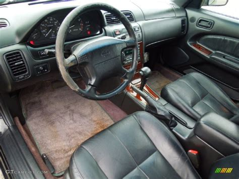 Nissan Maxima 1999 Interior by Charcoal Interior 1997 Nissan Maxima Gle Photo 66469463