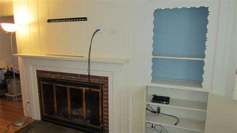 wall mount tv fireplace gen4congress